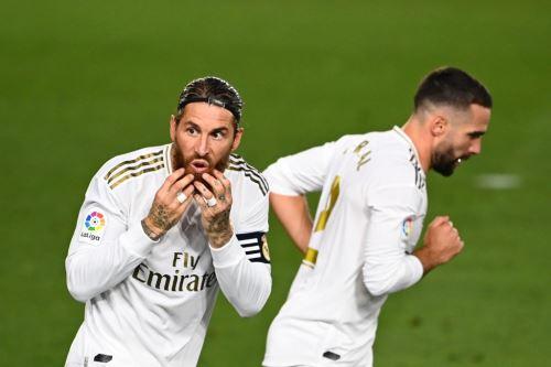 Real Madrid ganó 1-0 al Getafe