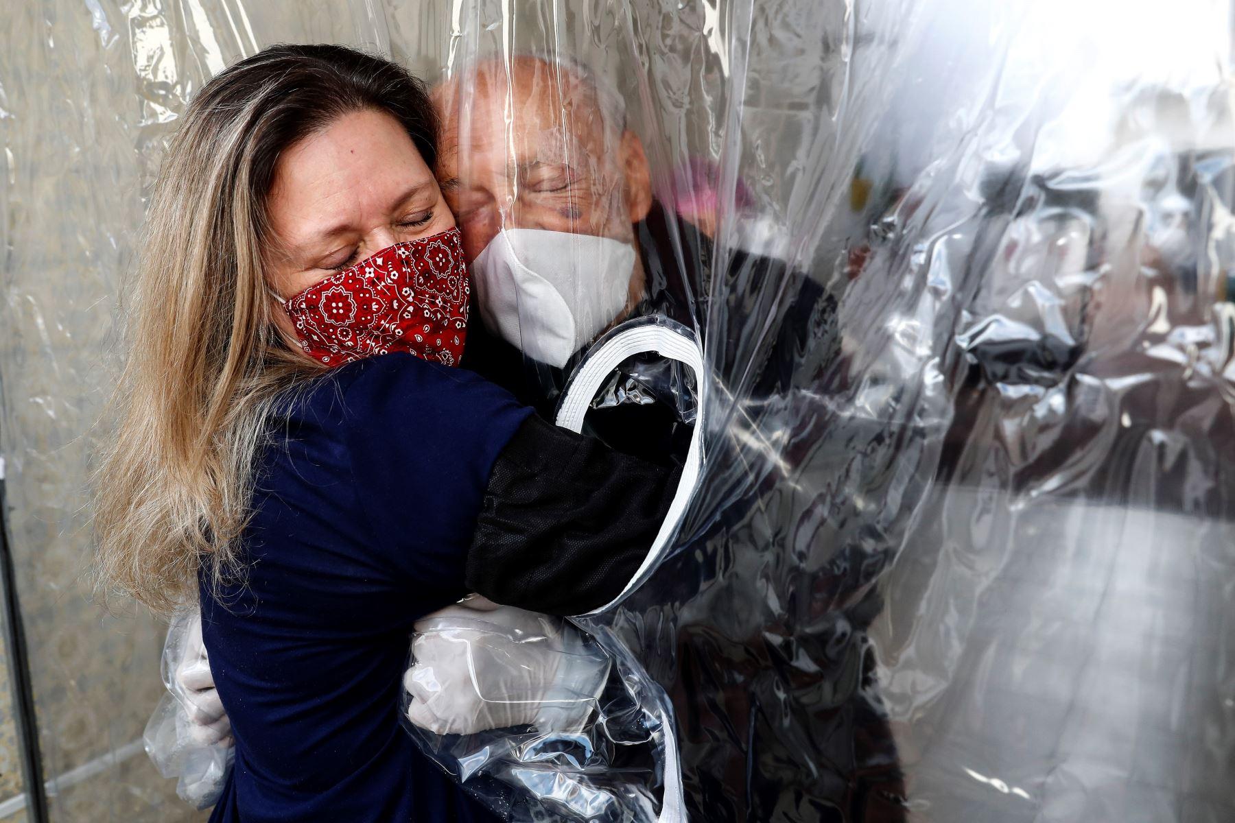 El gigante suramericano es el segundo país del mundo más afectado por la covid-19, solo por detrás de Estados Unidos. Foto: EFE