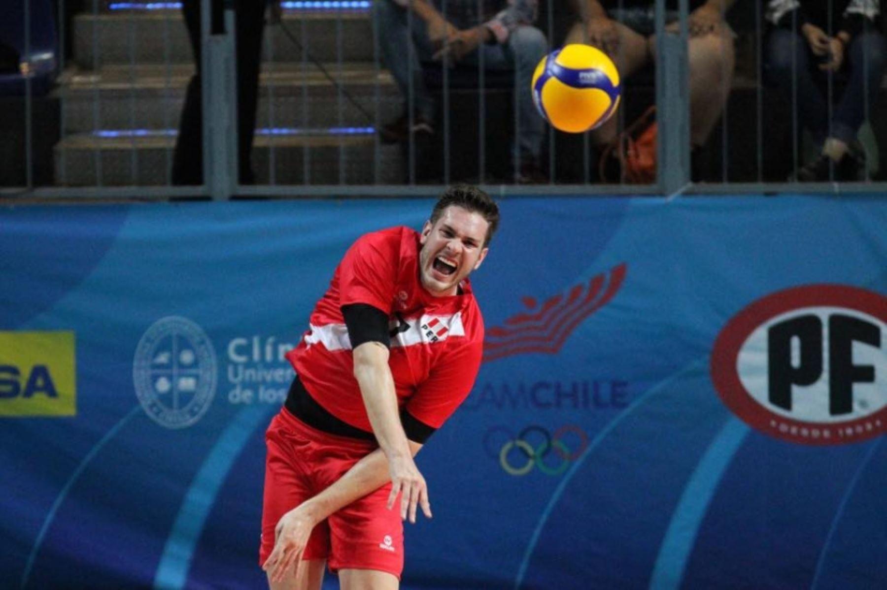 Eduardo Romay, el voleibolista nacional que busca triunfar en Europa