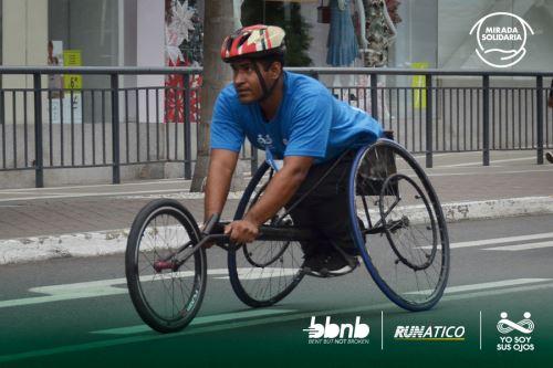 Paraatleta peruanos