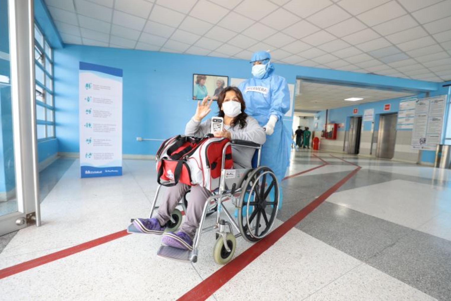 En los últimos siete días, 26,046 personas vencieron la enfermedad para felicidad de muchas familias y orgullo de los profesionales de los diversos establecimientos de salud.