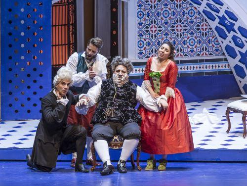 """Gran Teatro Nacional transmitirá """"El barbero de Sevilla""""."""