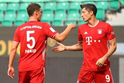 Bayern Múnich quiere seguir sumando títulos a su vidriera