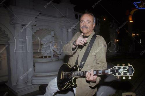 """Murió Gerardo Manuel, destacado músico y genial conductor de """"Disco Club"""""""