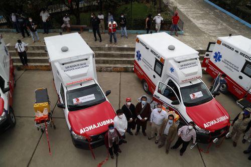 Coronavirus: ministro Yáñez destaca en Piura trabajo coordinado para vencer a la pandemia