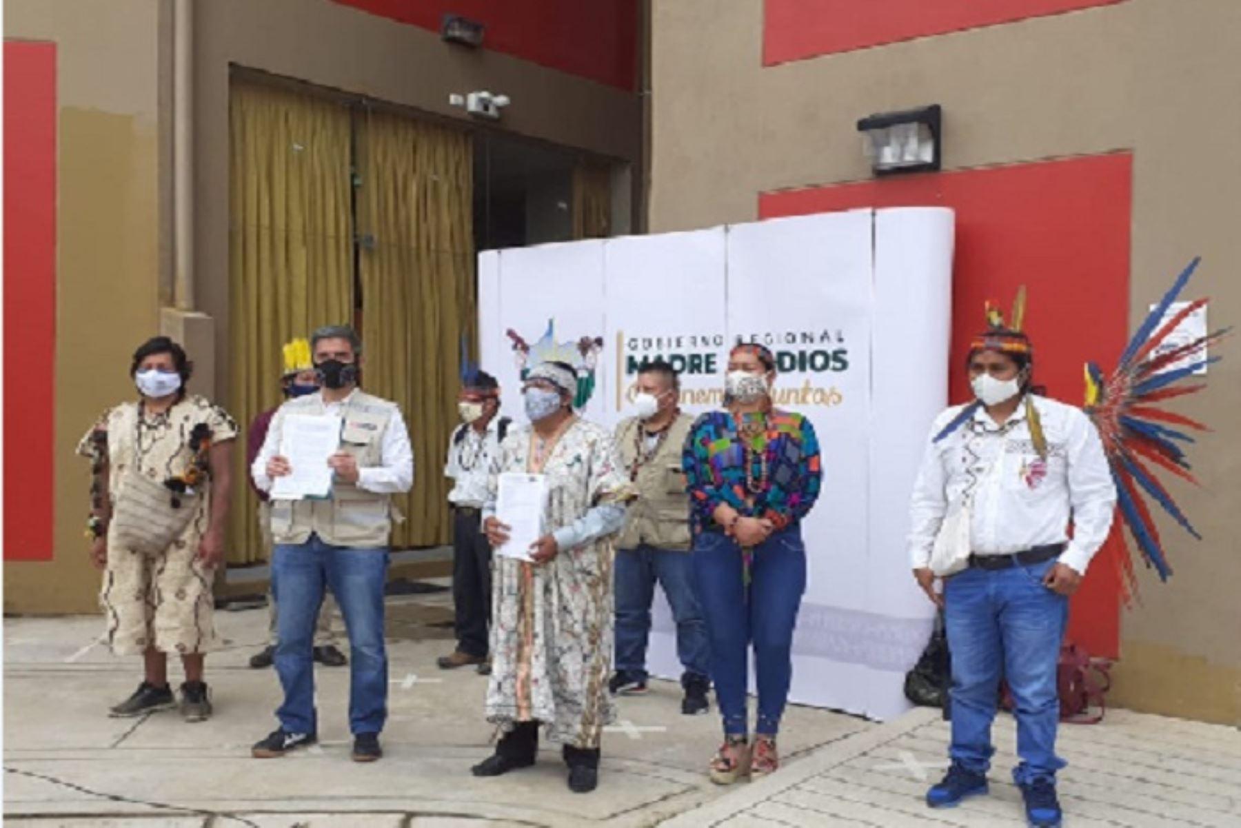 """Neyra precisó que este Comando Covid Indígena se suma a los que ya existen en Loreto y Amazonas. """"Nos llevará a articular mejor el trabajo entre el gobierno central, regional y las organizaciones indígenas, a fin de que las comunidades reciban una atención oportuna en el contexto de la pandemia"""", dijo."""