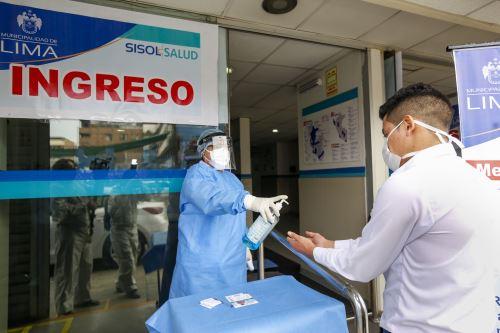 Coronavirus: Sisol Salud reanuda atenciones médicas con normas de bioseguridad establecidas por el Ejecutivo