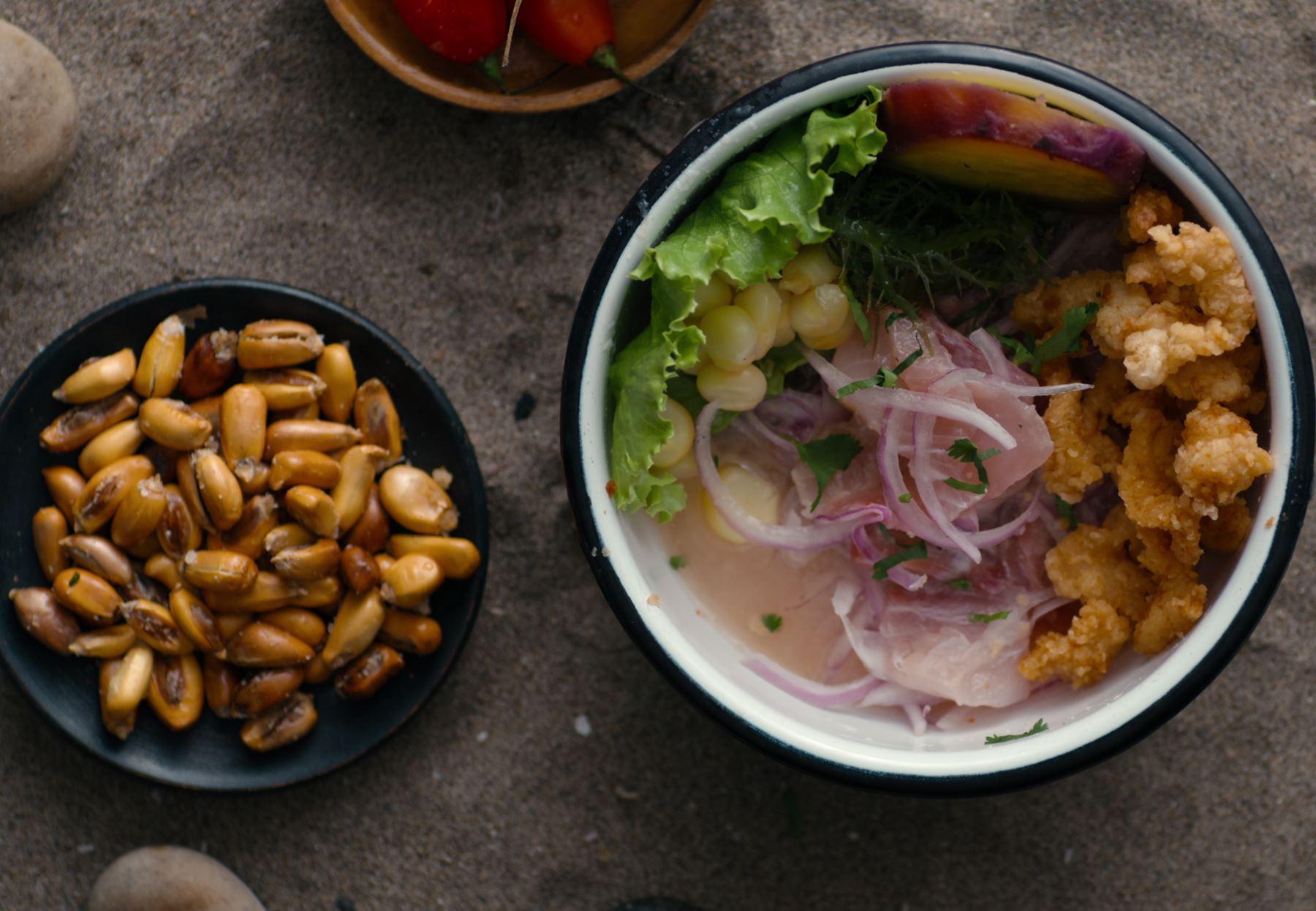 """Los mejores potajes peruanos en """"Street food""""."""