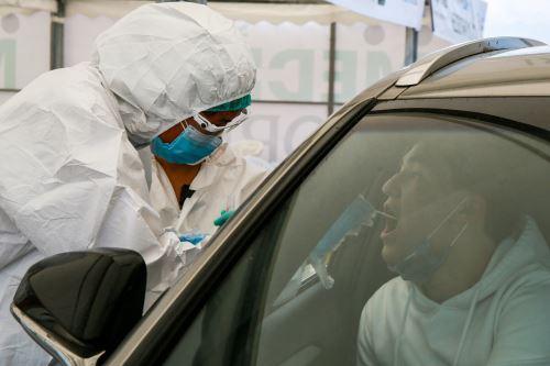 Desde el comienzo de la epidemia se contabilizaron más de 11´693,770 casos positivos. Foto: AFP