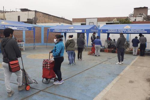 """Municipalidad del Callao realizará """"Ferias itinerantes Chalacas"""" en simultáneo"""