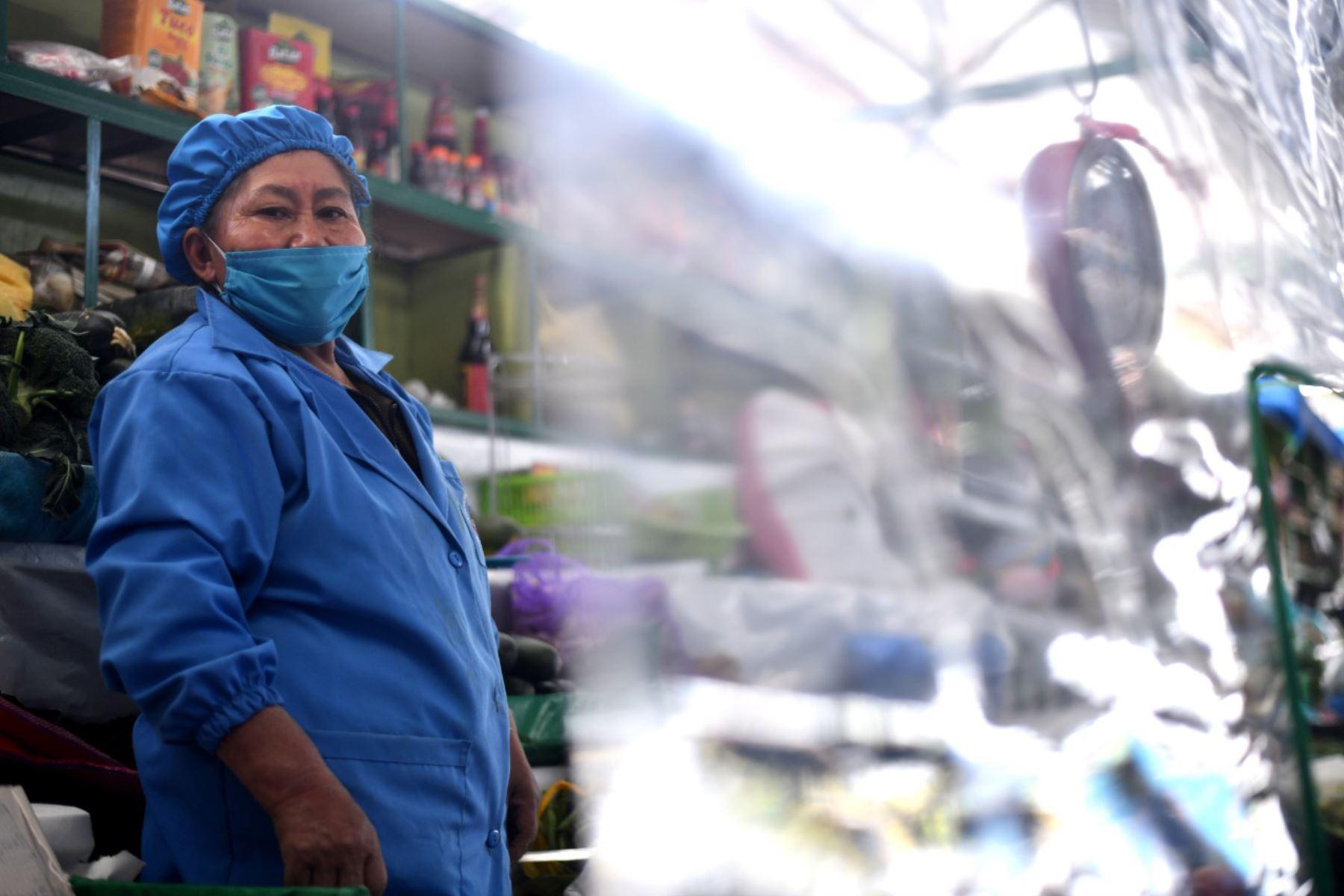 La feria El Altiplano de Arequipa  abre sus puertas al público, tras ser clausurada por el El Comando Regional covid -19 de Arequipa. Foto: Cortesía Diego Ramos Lupo