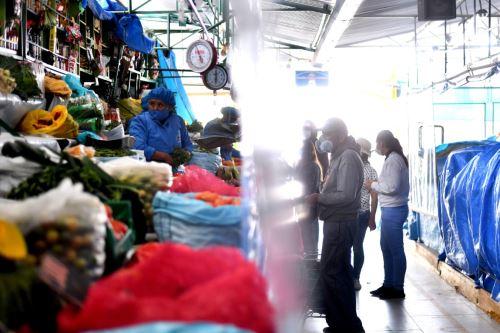 Coronavirus: La feria El Altiplano de Arequipa  abre sus puertas al público