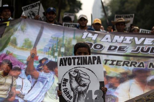 En diciembre de 2018, recién iniciado su Gobierno, el presidente Andrés Manuel López Obrador ordenó la creación de una Comisión de la Verdad y la Justicia. Foto: AFP