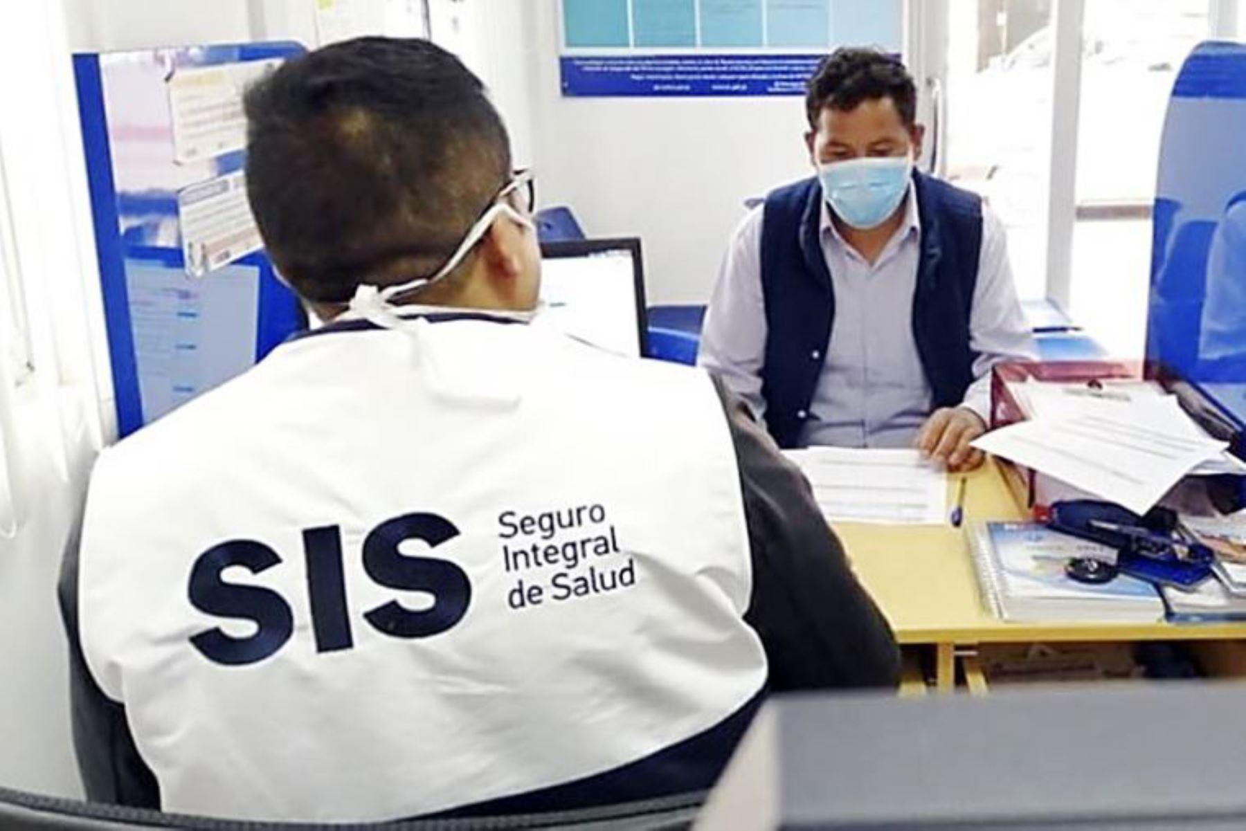 El servicio que el Estado peruano ha contratado de las clínicas es de la Unidad de Cuidados Intensivos (UCI) con ventilador mecánico para pacientes graves de covid-19 que no tienen posibilidad de ser internados en un hospital del sector público. ANDINA/Minsa