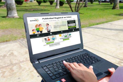 ¡Atención! Ya puede obtener virtualmente el certificado de registro de propiedad vehicular. Foto: ANDINA/Difusión.