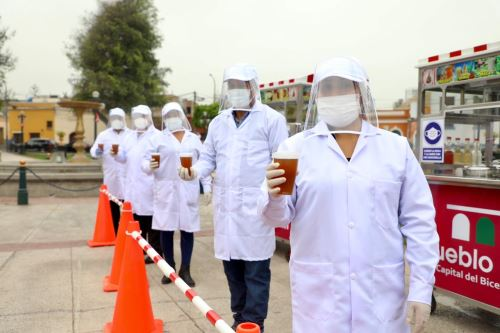 Coronavirus: Capacitarán a emolienteros para que reinicien actividades en Pueblo Libre