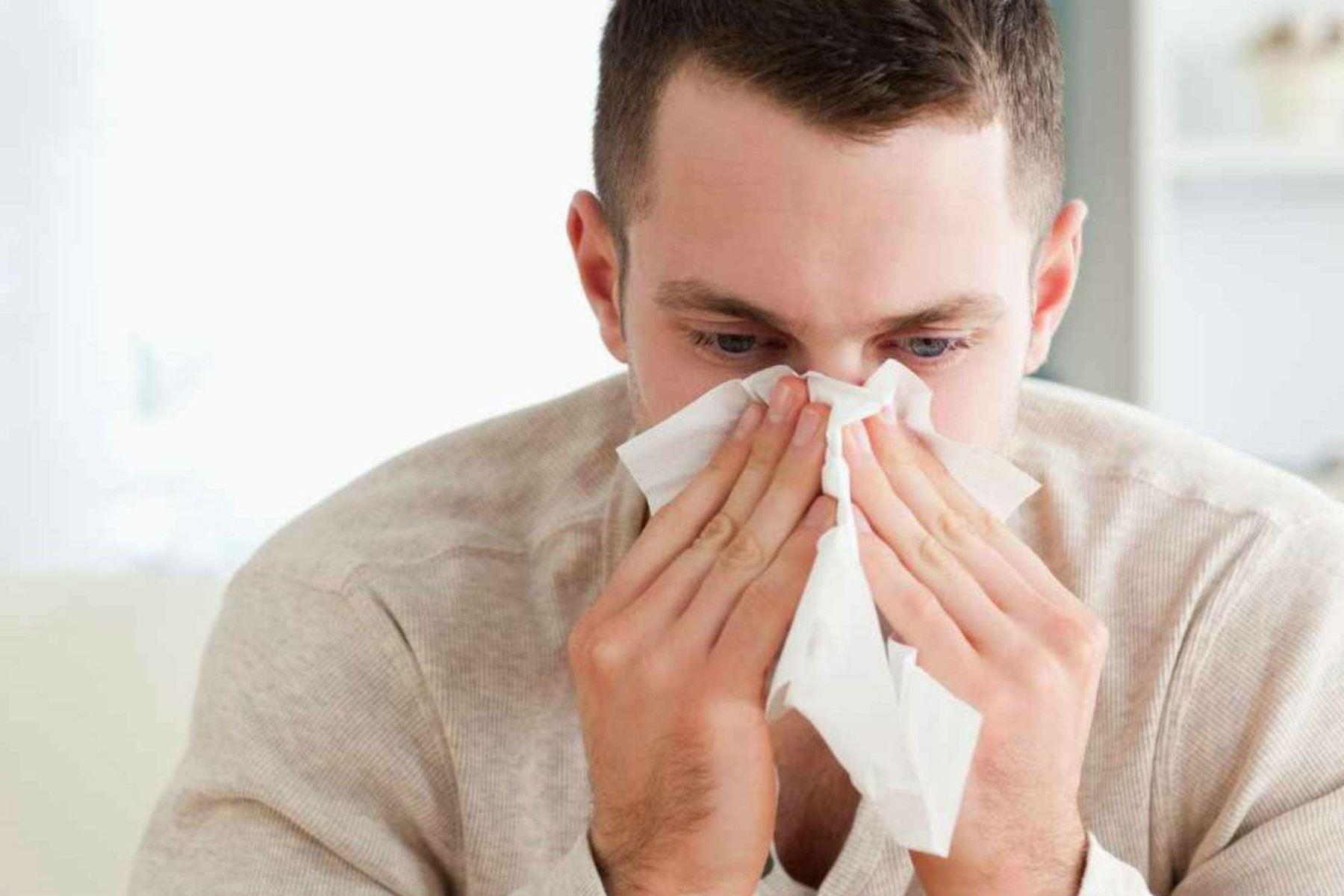 Enfermedades inmunológicas asociadas a la alergia como el asma y la rinitis se desencadenan en esta época del año por el frío. ANDINA/Difusión