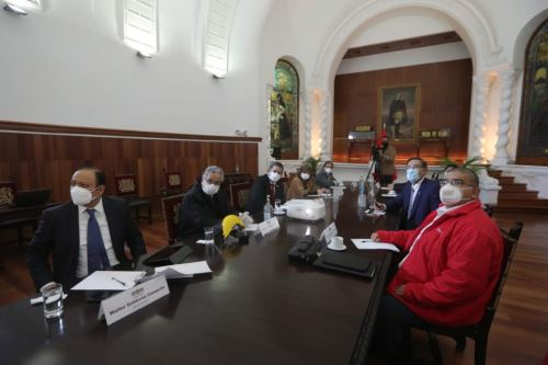 Presidente Vizcarra lidera sesión del Consejo de Estado