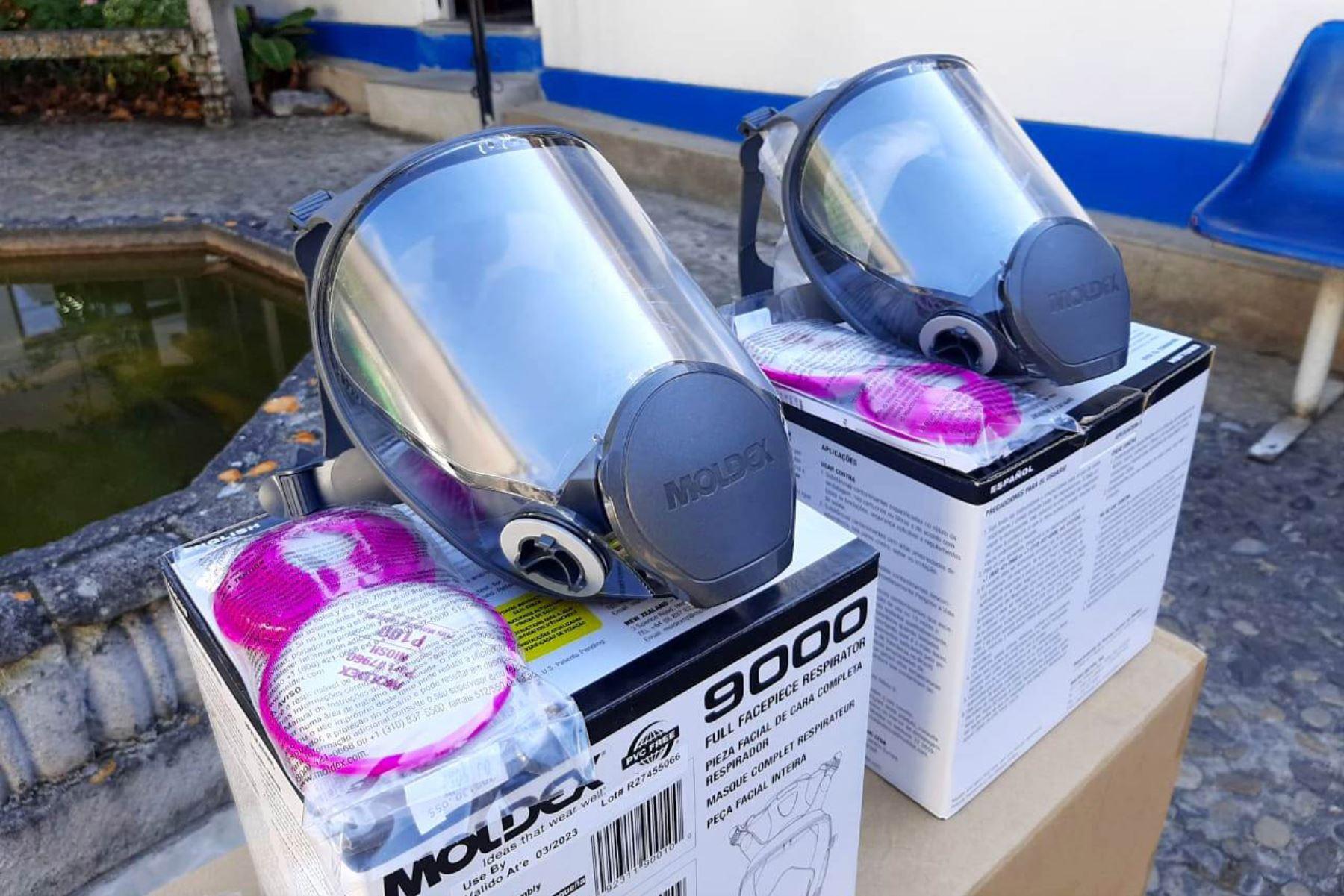 Desde el inicio de la emergencia sanitaria por el coronavirus, la minera Yanacocha ha donado equipos, ventiladores mecánicos e insumos. Foto: ANDINA/Difusión