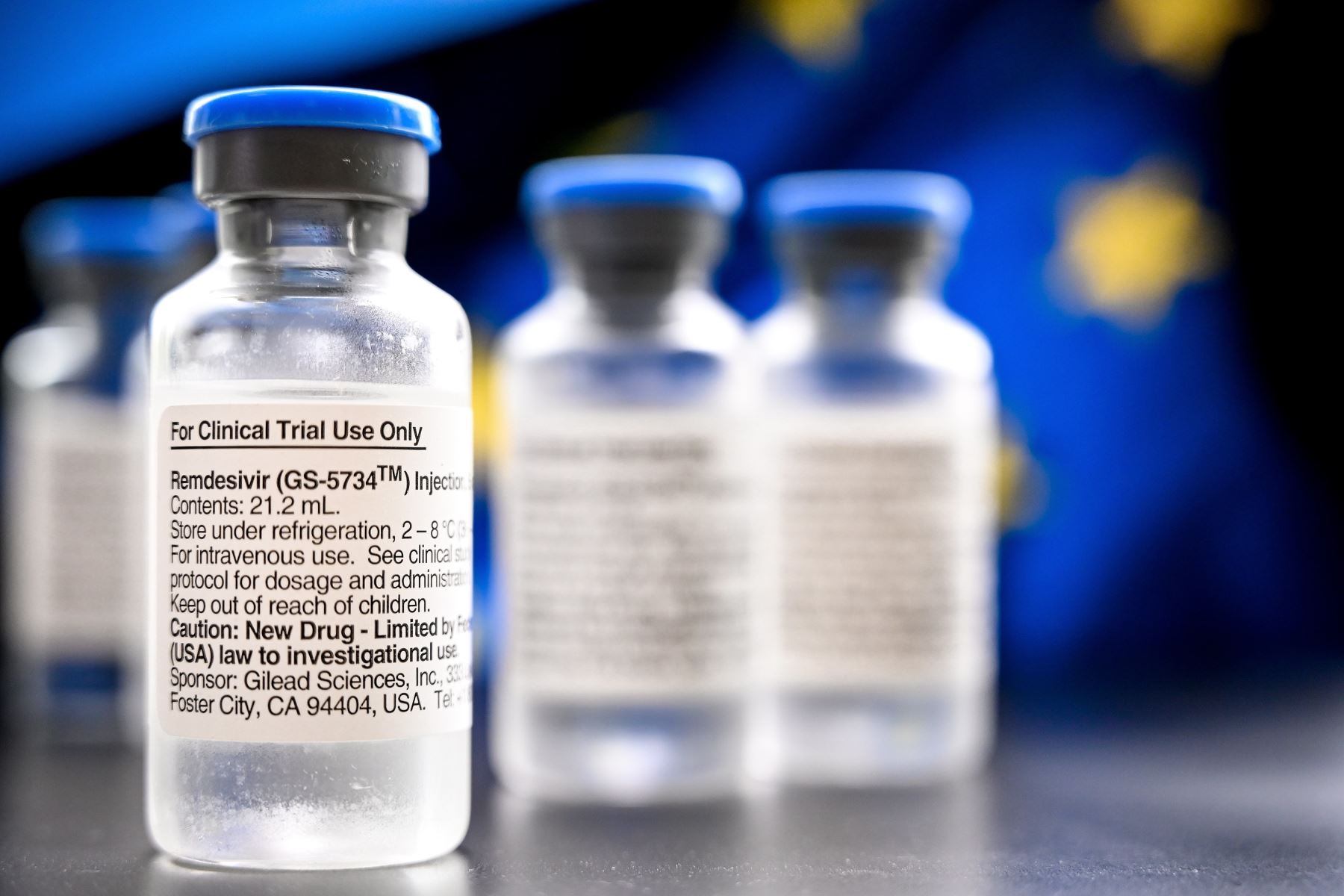 El Remdesivir es una terapia experimental que empezó a desarrollarse en 2009 y se puso a prueba con pacientes de ébola a mediados de la década pasada. Foto: EFE