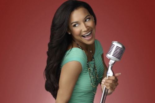 "Actriz de ""Glee"" Naya Rivera"