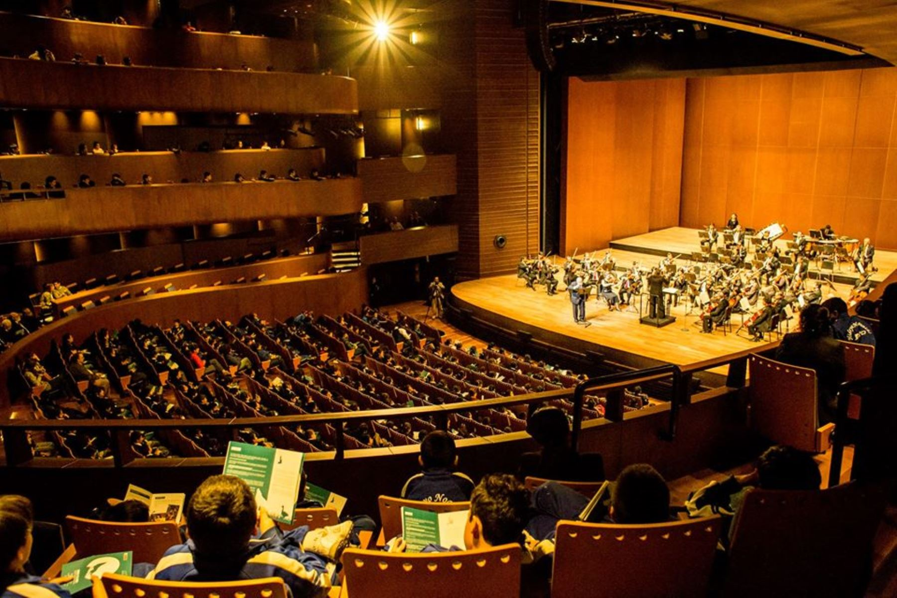 El Gran Teatro Nacional celebra ocho años llevando arte y cultura al país.