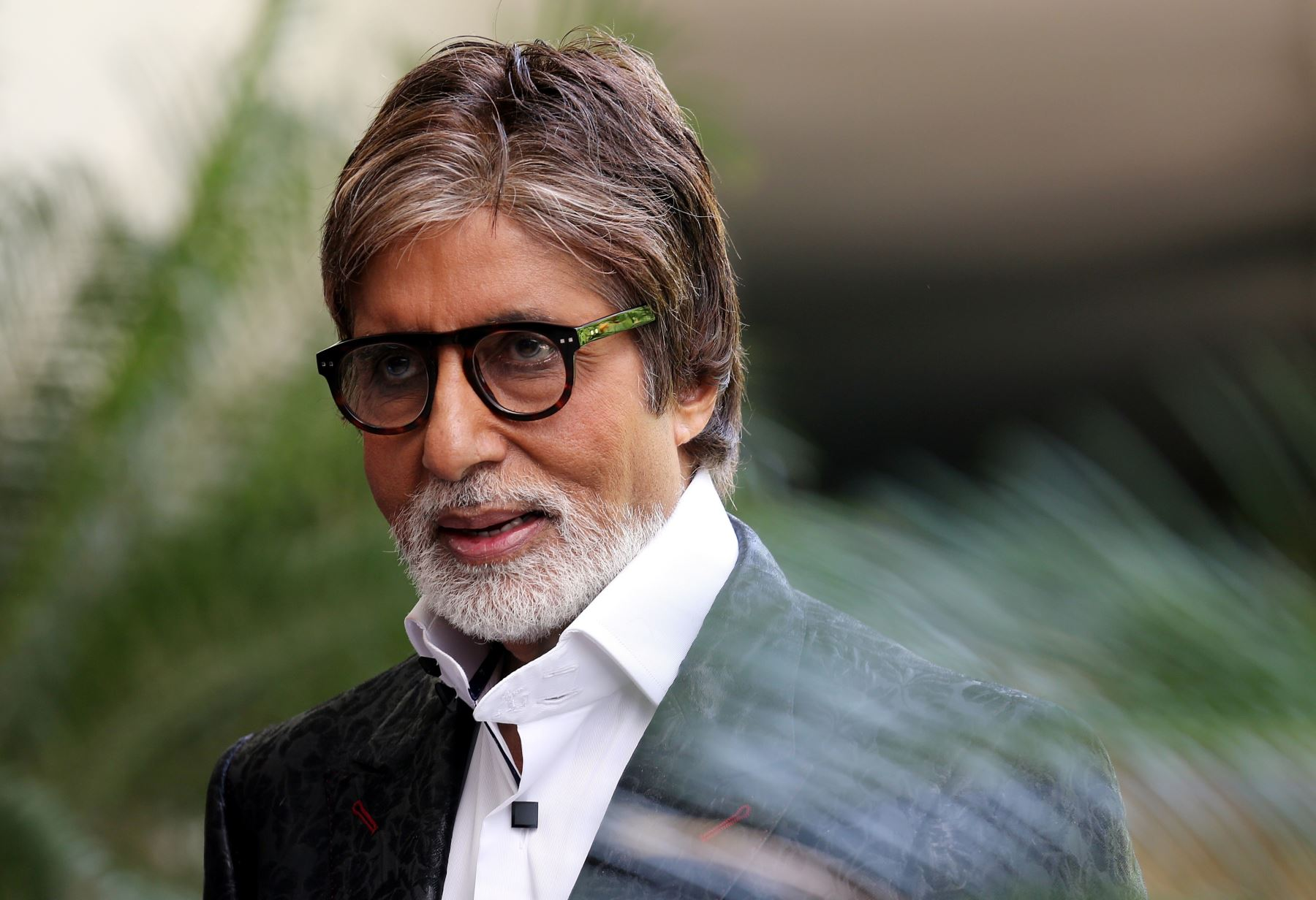 Amitabh Bachchan. Foto:EFE