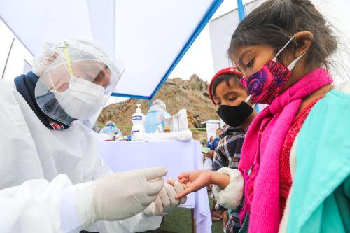 Perú aplica el Esquema de Vacunación Nacional más completo de las Américas