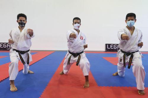 Coronavirus: Diez medallistas de los Juegos Panamericanos de Lima 2019 inician entrenamientos con miras a los torneos internacionales