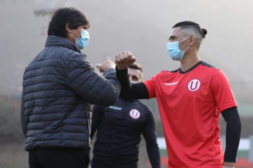 Universitario de Deportes inicia entrenamientos con miras al reinicio de la Liga 1
