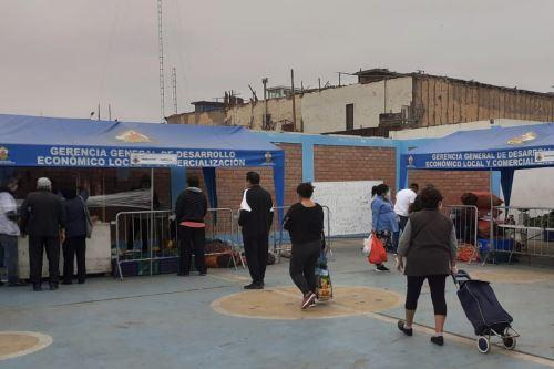 """Coronavirus: Municipalidad Provincial del Callao y el ministerio de la Producción promueven las """"Ferias itinerantes chalacas"""""""