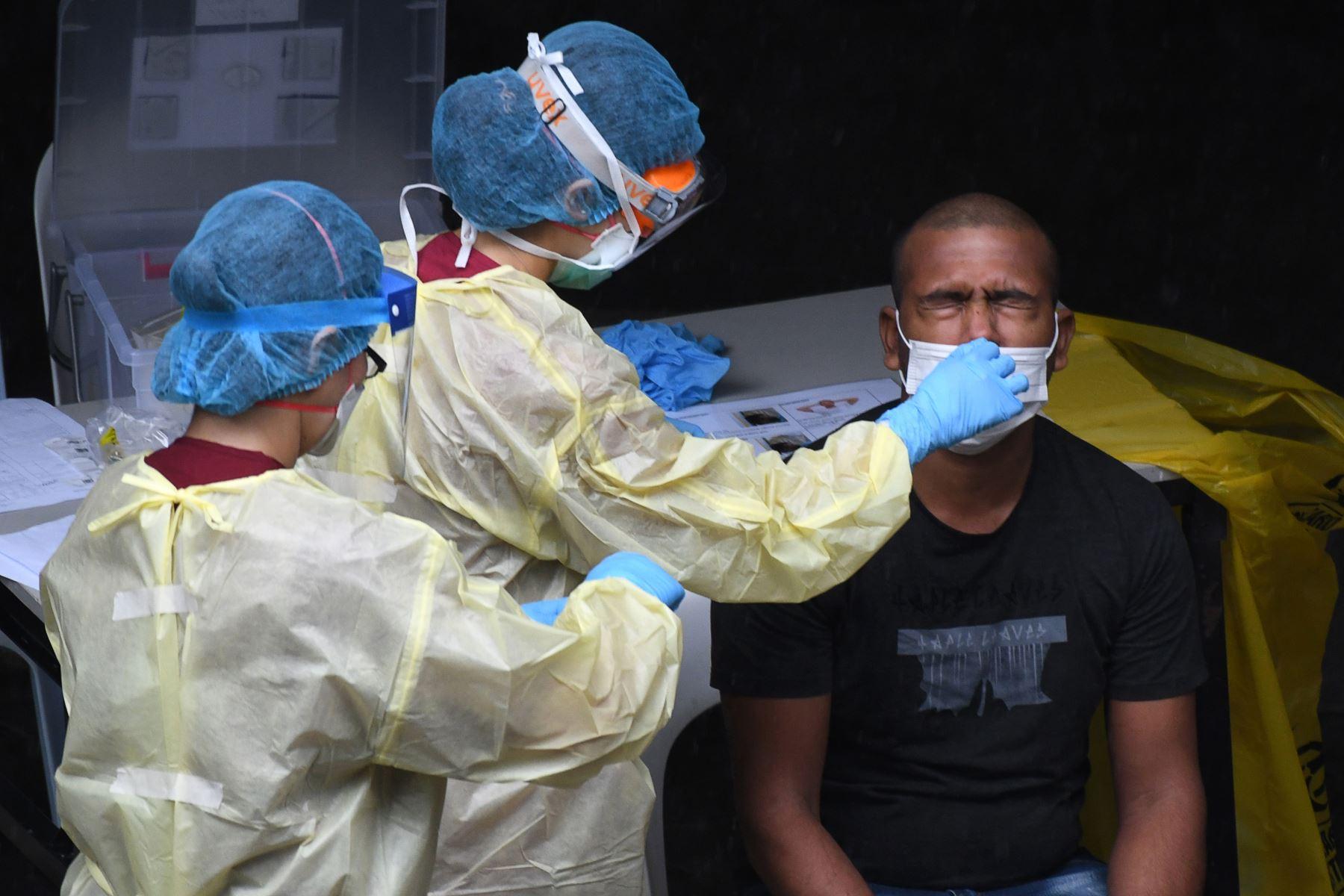 América se mantiene como el continente más golpeado por la pandemia, con 6.66 millones de casos. Foto: AFP
