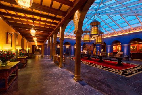 Hotel Palacio del Inka, Cusco, Perú. Foto: Cortesía.