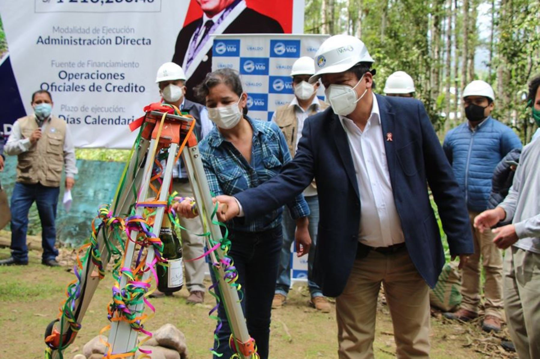 Las obras que se reiniciarán en Pasco permitirán generar puestos de trabajo para los pasqueños. Foto: ANDINA/Difusión