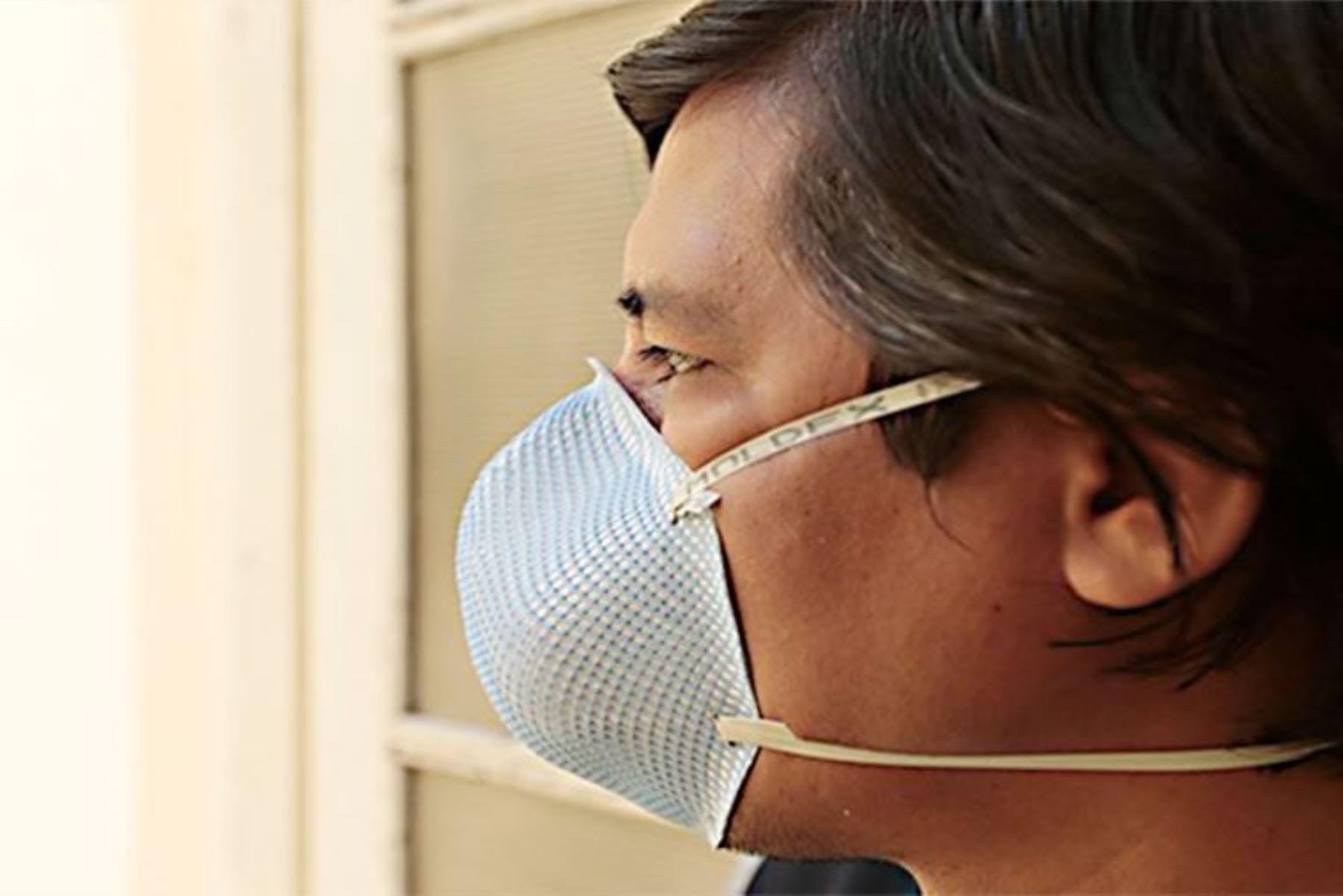 Covid-19: pacientes asintomáticos deben aislarse 14 días y usar mascarilla permanentemente. Foto: ANDINA/difusión.