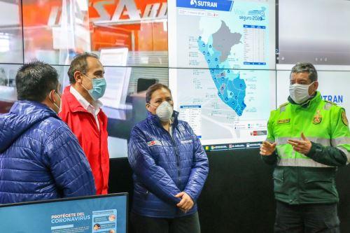 Coronavirus: Sutran y Policía Nacional trabajan juntos para que tengas un Viaje Seguro 2020