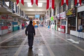 Transporte interprovincial: terminal terrestre de Cusco tendrá aforo para 200 personas. Foto. Percy Hurtado S.
