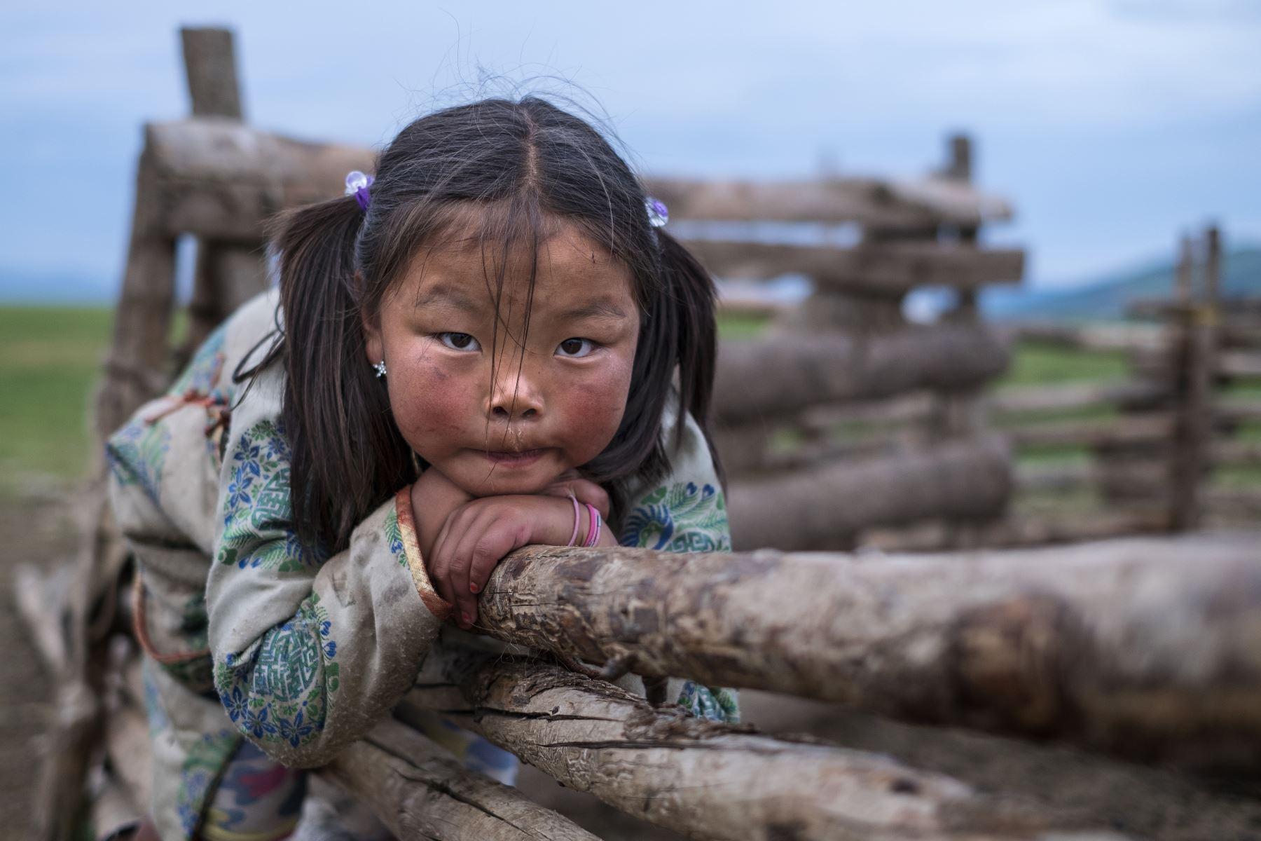 Mongolia tiene un récord extraordinario: desde que empezó la pandemia, no ha registrado ni un solo caso de transmisión local de covid-19 y ninguna muerte atribuida a esta enfermedad. Foto: AFP