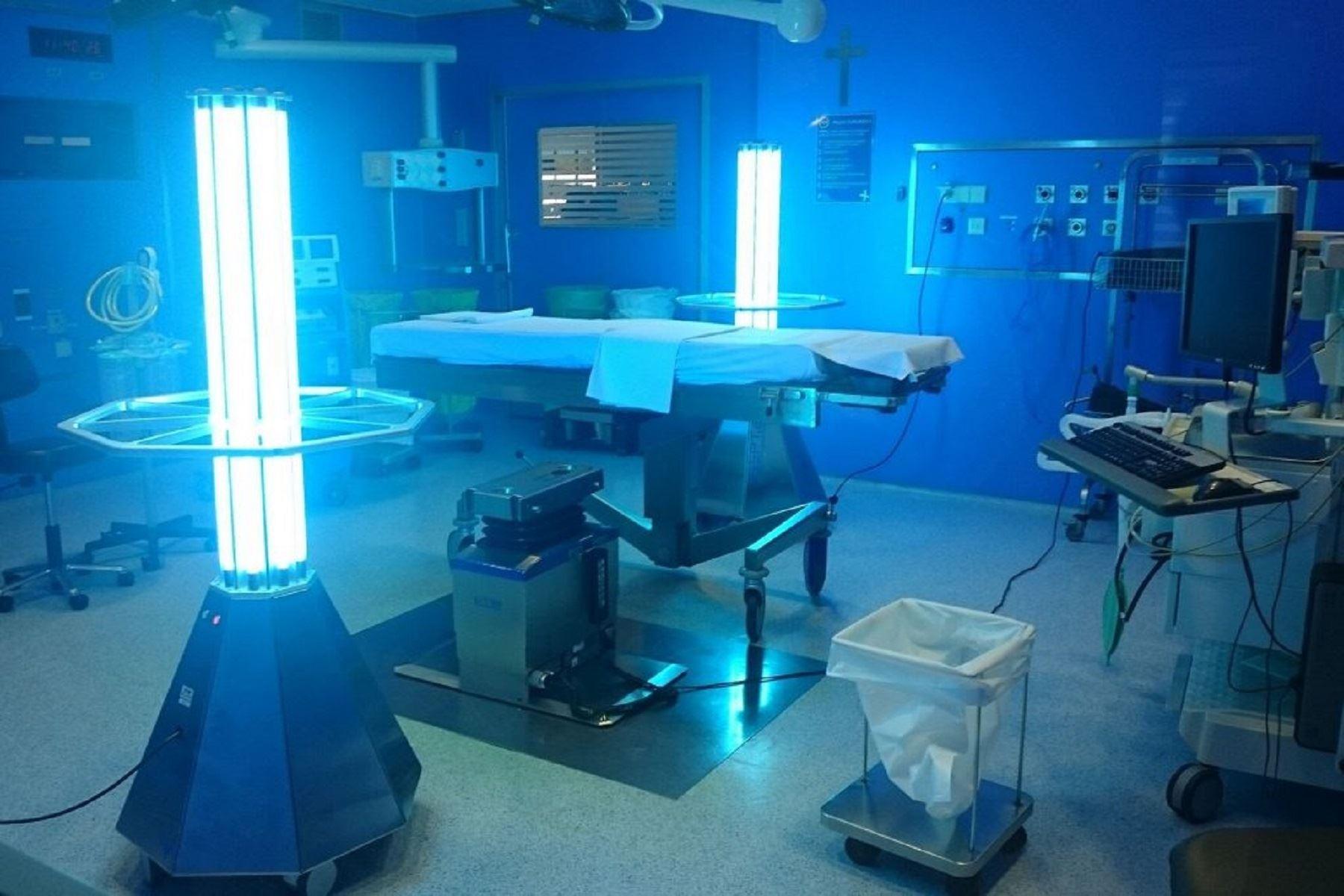 Investigadores de la  Universidad San Marcos crearán equipo para reducir contagios con covid-19 en ambientes de INEN