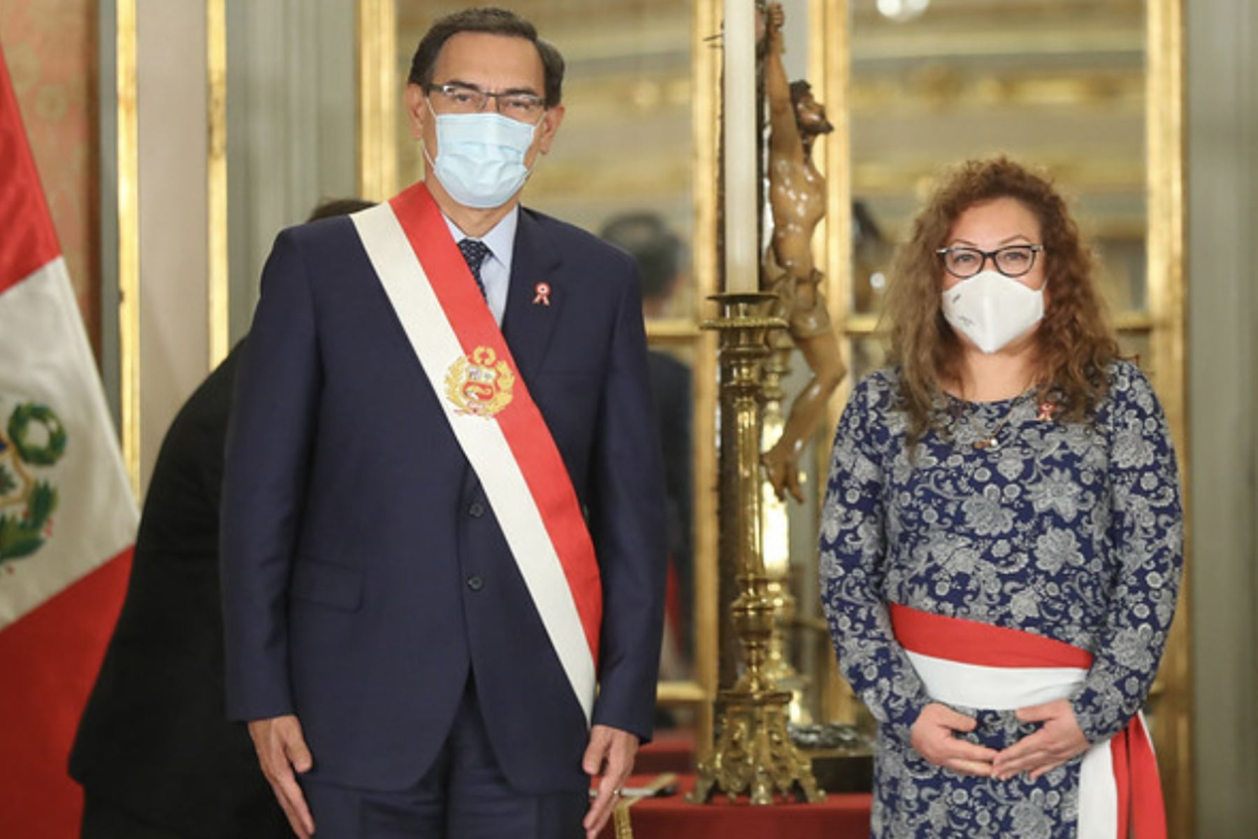 Kirla Echegaray Alfaro es la nueva ministra del Ambiente.