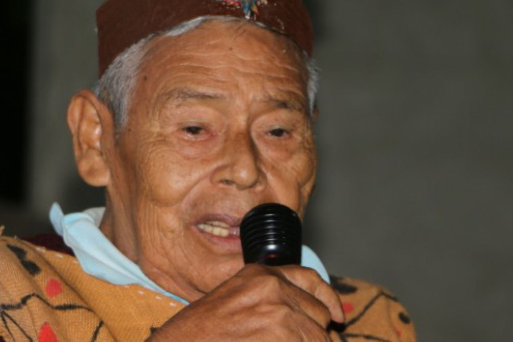 Líder indígena José Tijé fundó la comunidad Arazaire, en el departamento de Madre de Dios, en la selva sur peruana. Foto: Difusión