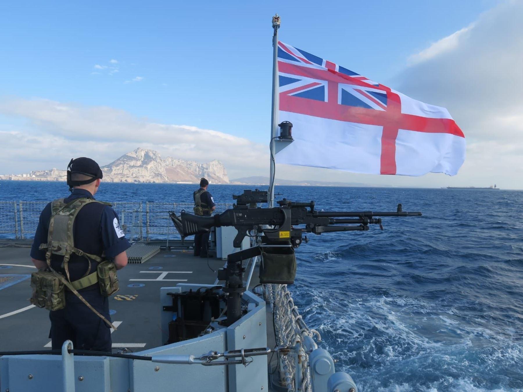 Argentina protesta por ejercicios militares británicos en Islas Malvinas    Noticias   Agencia Peruana de Noticias Andina
