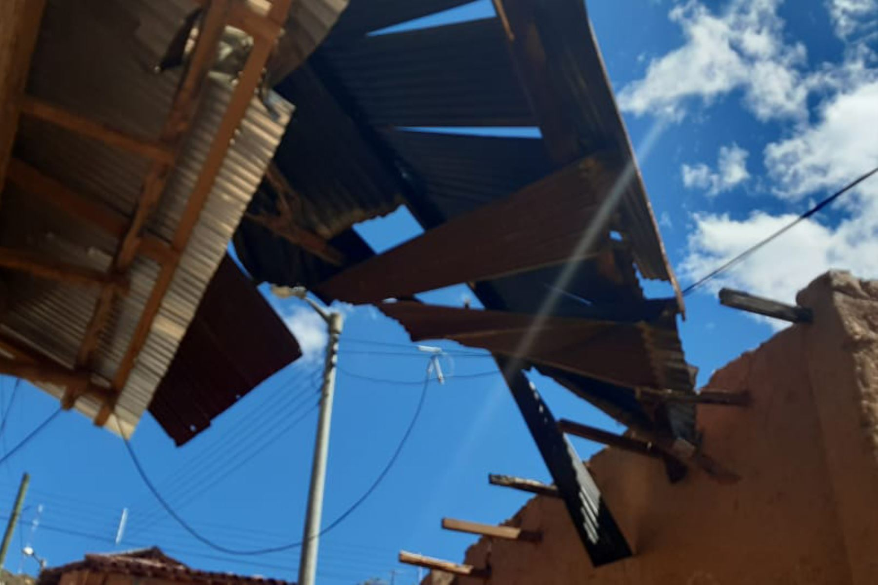 Los vientos más intensos alcanzarán valores próximos a 35 km/h con ráfagas superiores a 50 km/h. Foto: ANDINA/Difusión