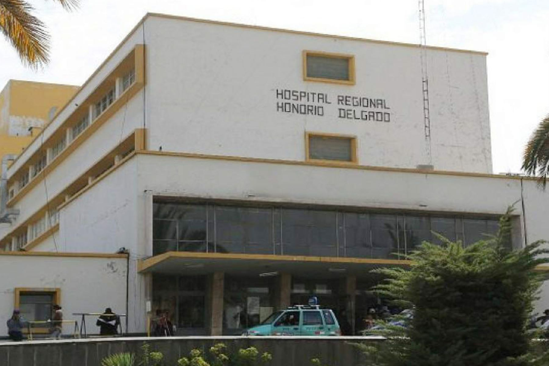 Covid-19: disminuye número de pacientes afectados en Hospital Regional de Arequipa | Noticias