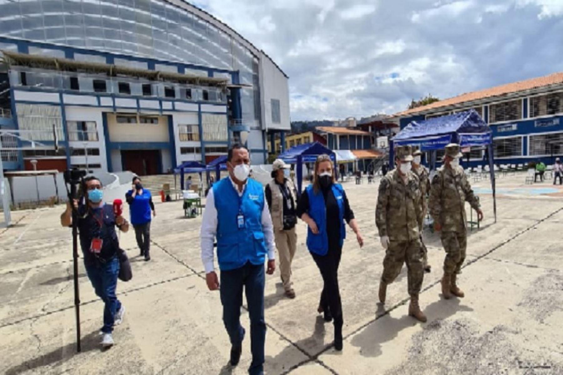 Este año se iniciará el proceso de adjudicación para la construcción del nuevo hospital de Cajamarca, cuyo expediente técnico ya fue aprobado.