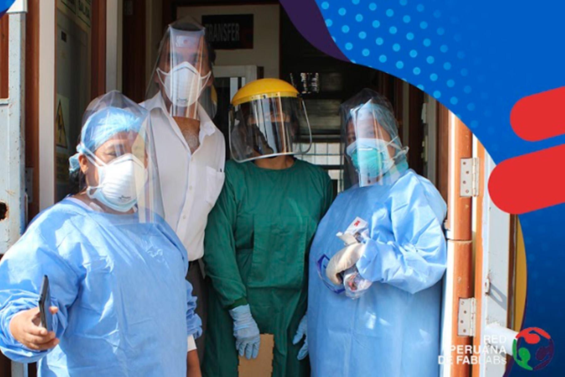 En un corto plazo Imashi busca abastecer con elementos de bioseguridad al personal médico.