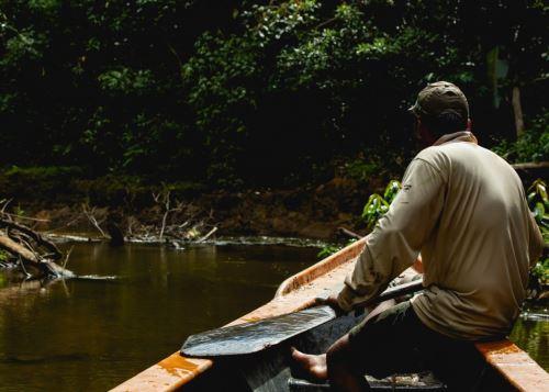Ministerio del Ambiente destacó el importante trabajo que realizan los guardaparques en la protección de las áreas naturales protegidas.