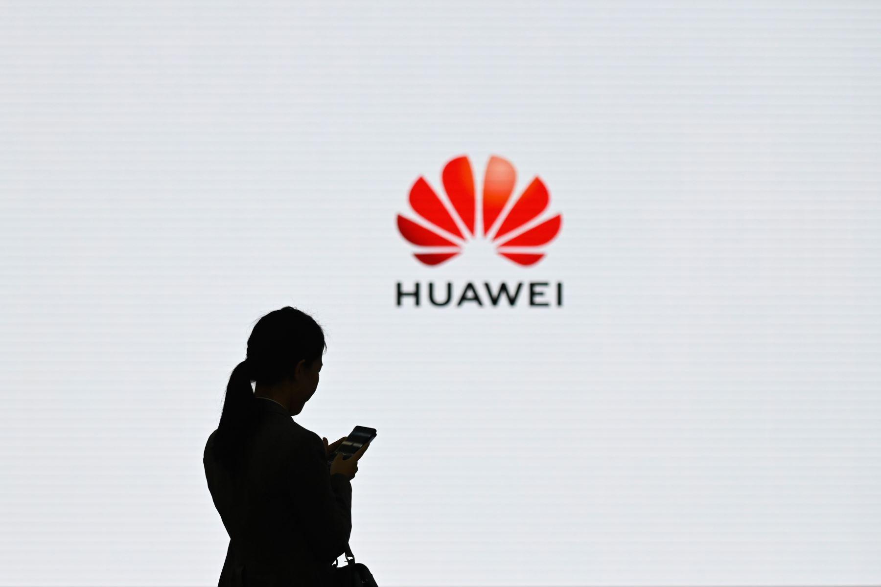 Huawei vendió un 8 % más en China, donde ya controla más de un 70 % de la cuota de mercado de teléfonos inteligentes. foto: AFP