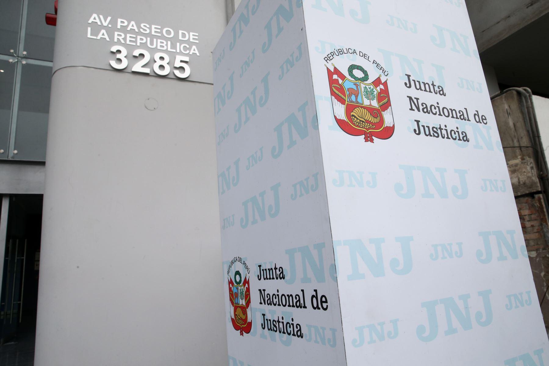 JNJ: oficializan ampliación de plazo para revisar acciones de desaparecido CNM