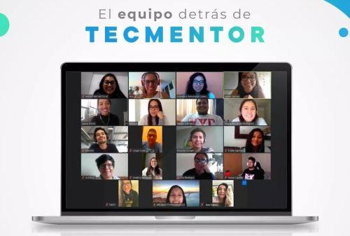 En dos meses TECMentor  ha capacitado a 100 maestros a nivel nacional y cuenta con 100 mentores digitales.